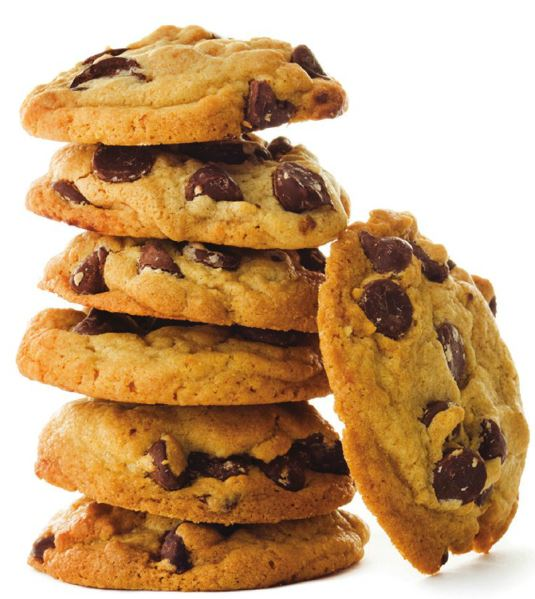 Gluten-Free Chocolate Chip Cookies, made with BiPro Whey Protein Isolate