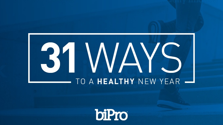 31 Ways to Healthy New Year