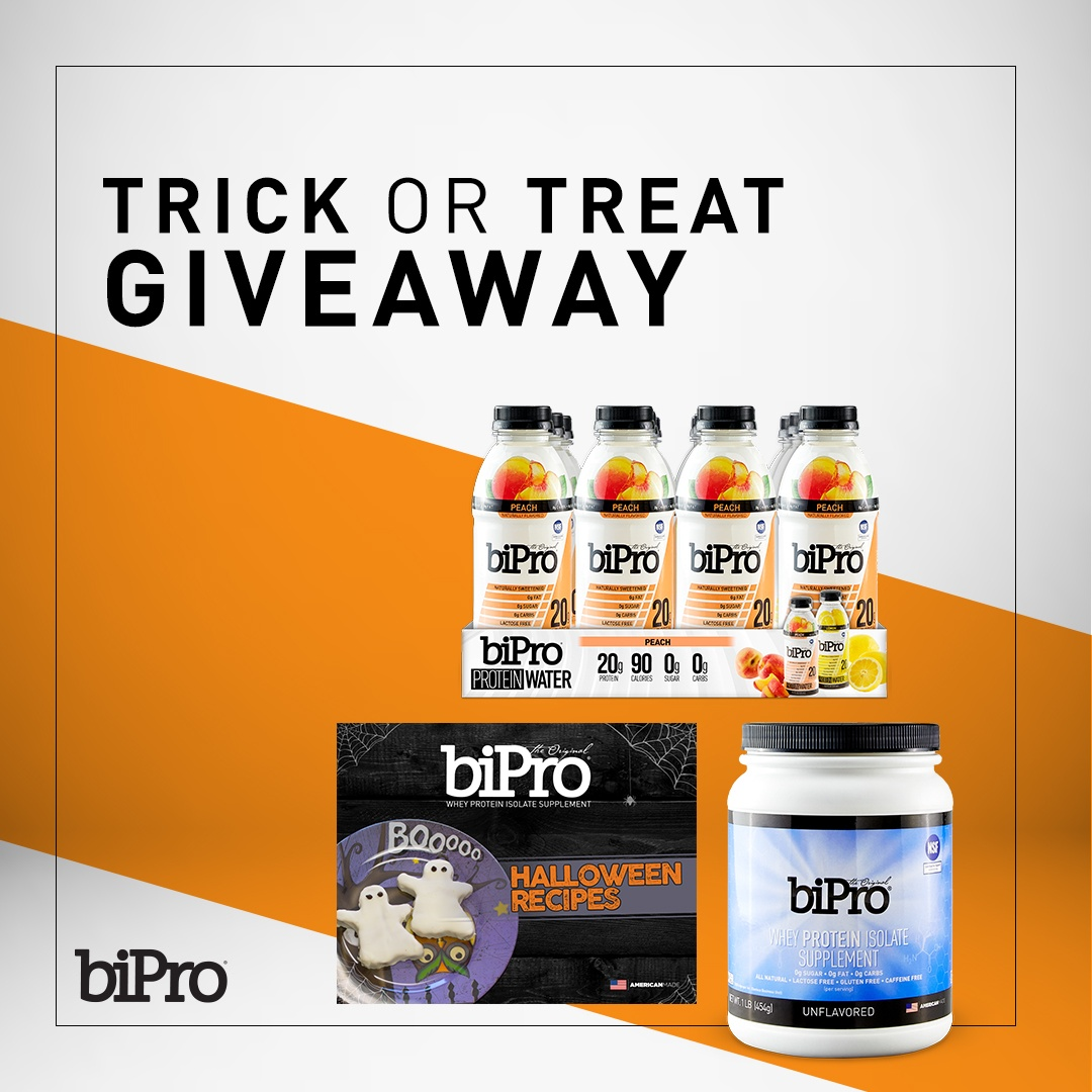 Trick or Treat BiPro Giveaway