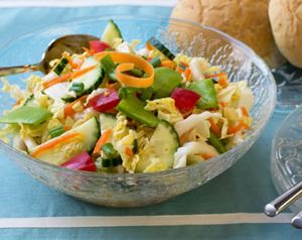 Asian Slaw, Made with Whey Protein