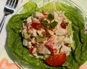 BLT Chicken Salad, Made with Whey Protein
