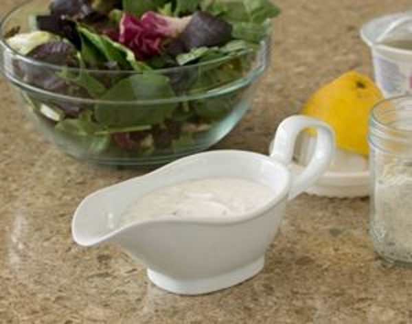 Ranch Dry Mix and Dressing, with Whey Protein